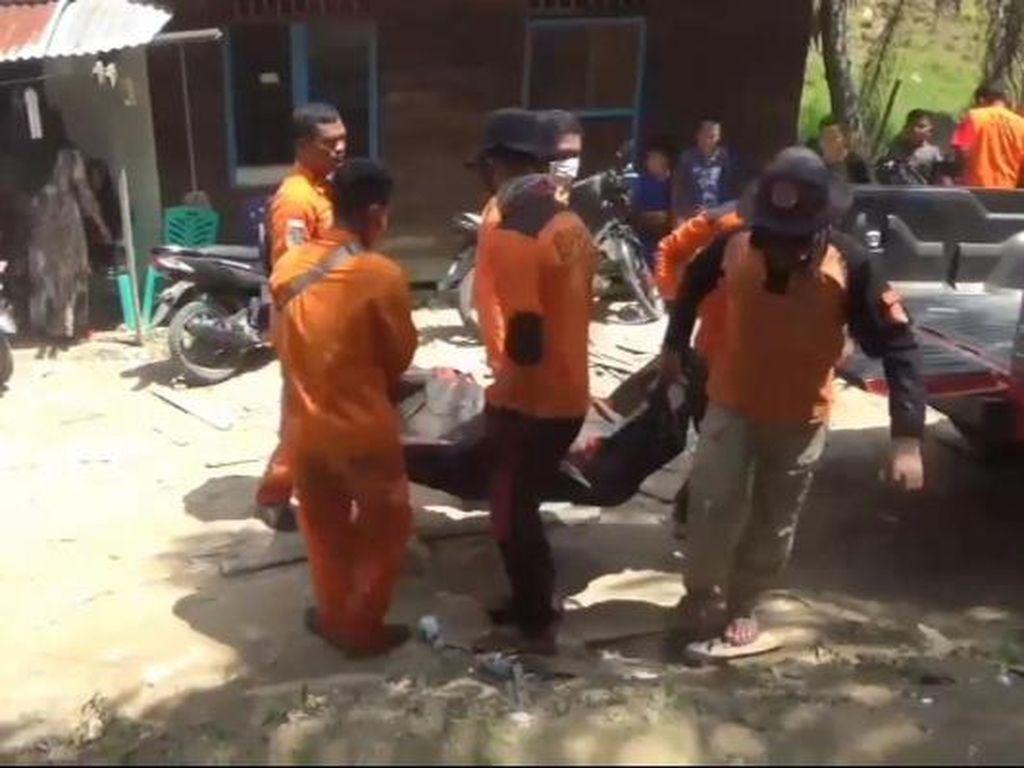 Kakek 70 Tahun Ditemukan Tewas Tenggelam di Sungai Tanjung Balai Sumut