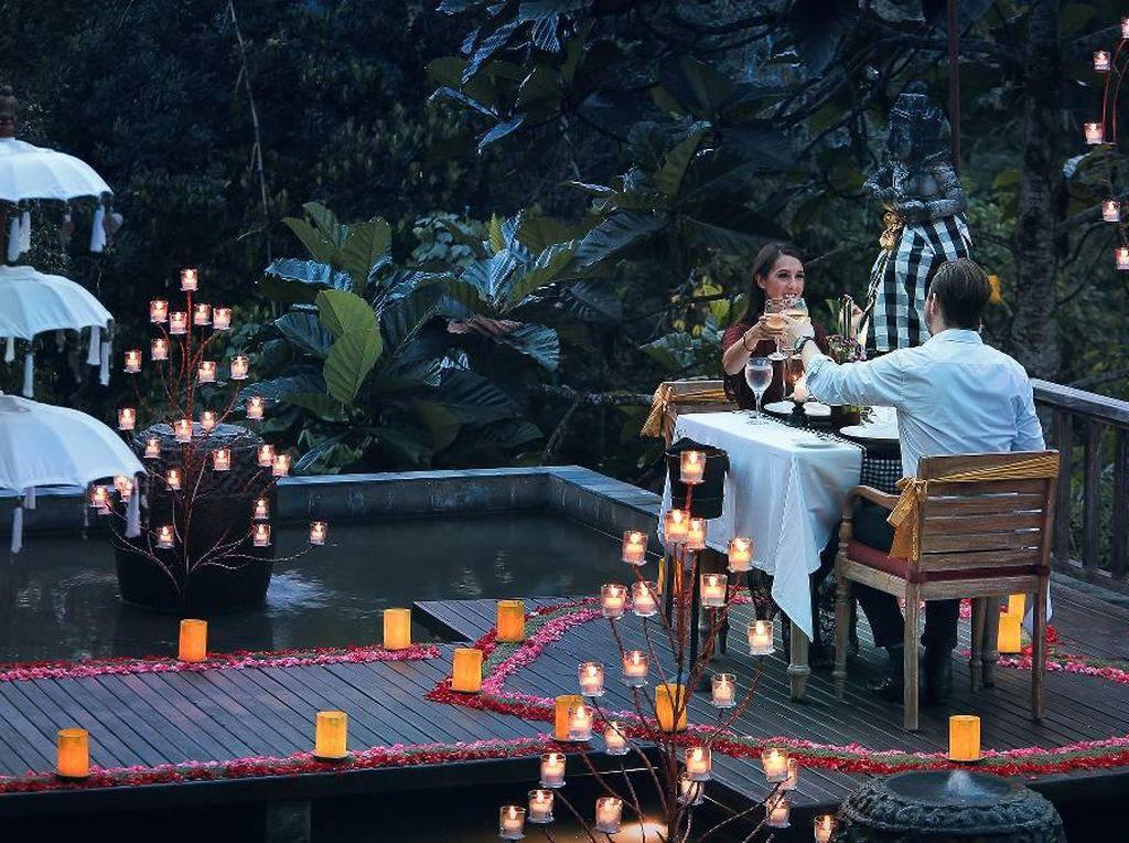 Hotel di Bali Nomor 2 dalam Daftar Hotel Paling Romantis di Dunia