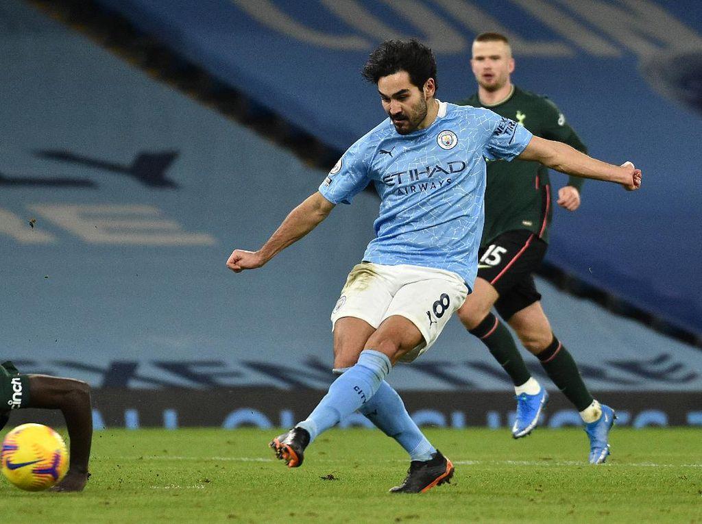 Man City Vs Tottenham: Citizens Libas Spurs 3-0
