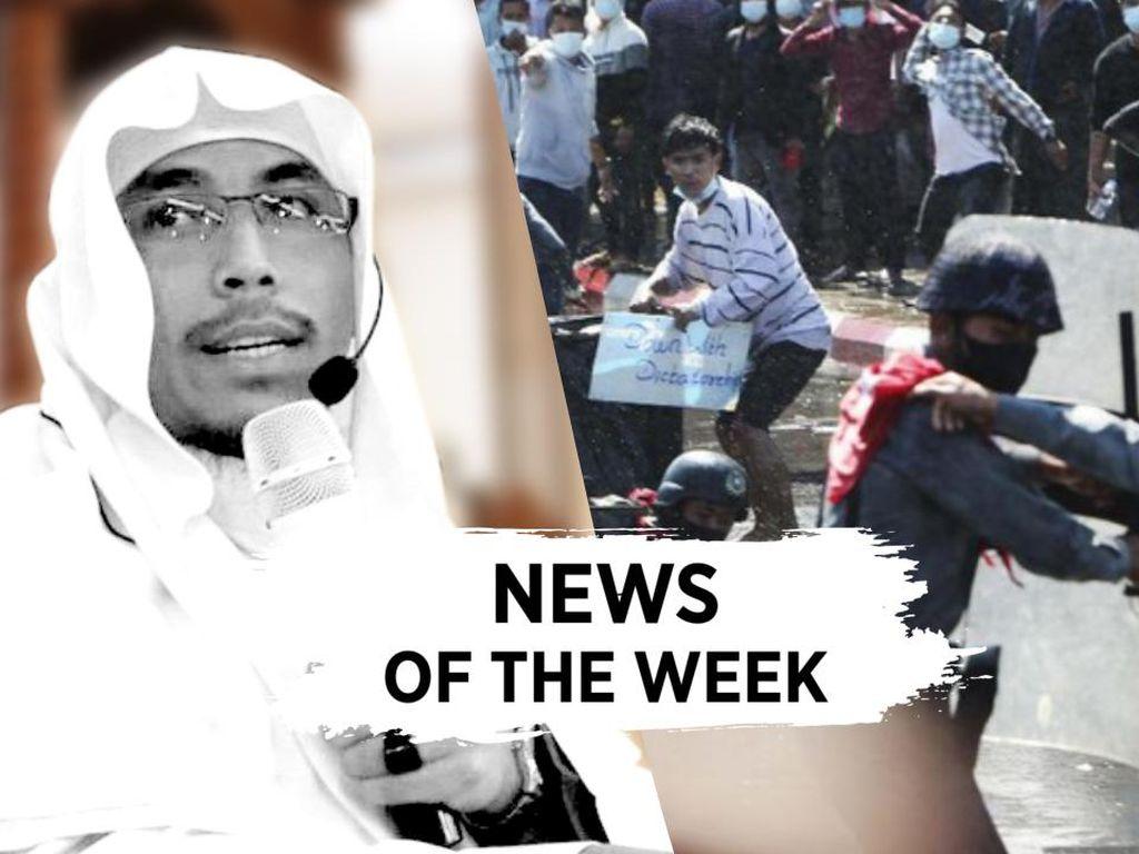 News Of The Week: Ustaz Maaher Meninggal di Rutan, Myanmar Memanas