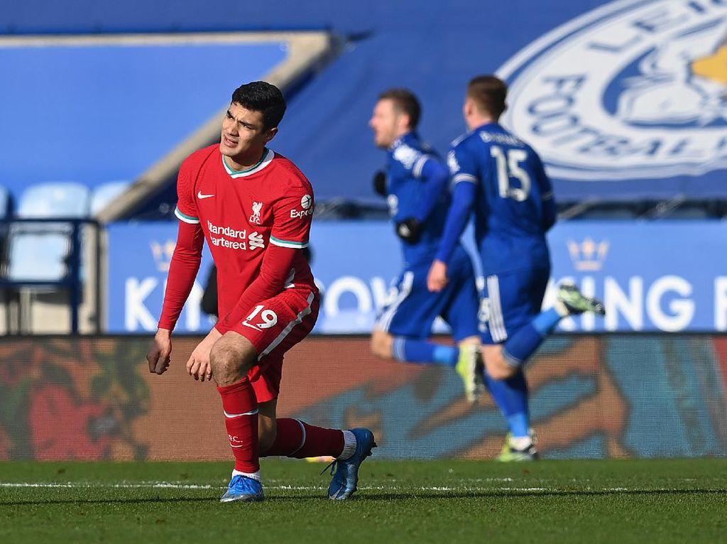 Ozan Kabak Tak Dipermanenkan Liverpool, Kini Diincar Leicester