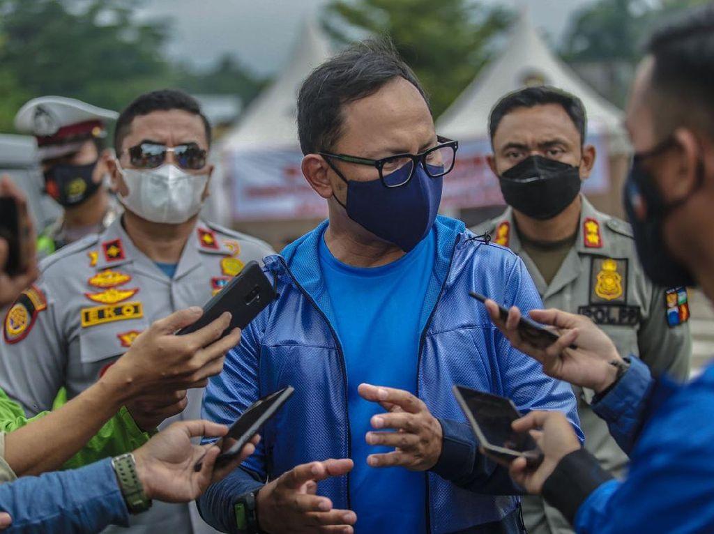 Evaluasi 2 Pekan Ganjil Genap di Bogor, Ada Penurunan Kasus COVID-19