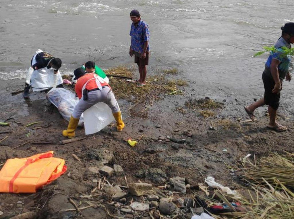 Mayat Ditemukan di Sungai Brantas Tulungagung Dipastikan Korban Bunuh Diri Blitar