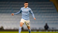 Video: Giringan Bola Yahud Phil Foden buat Manchester City