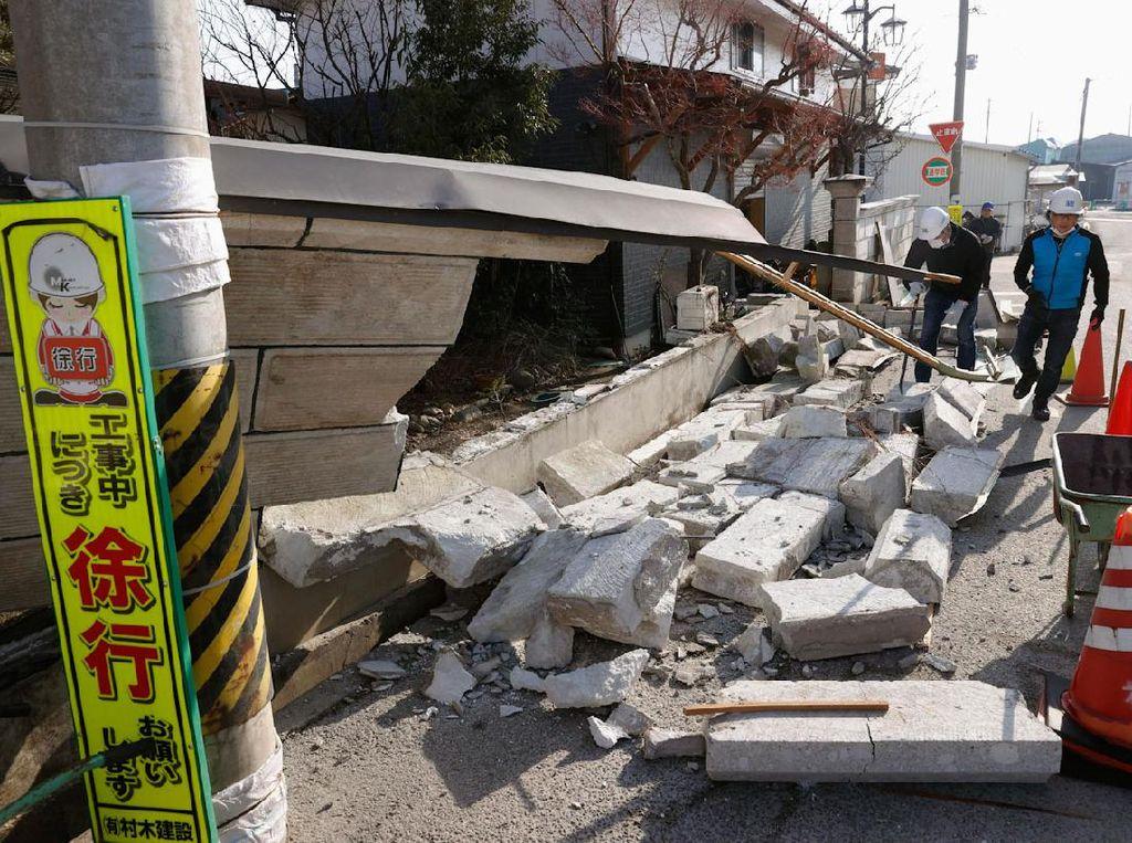 KBRI Tokyo Pastikan Tidak Ada WNI Jadi Korban Gempa Jepang