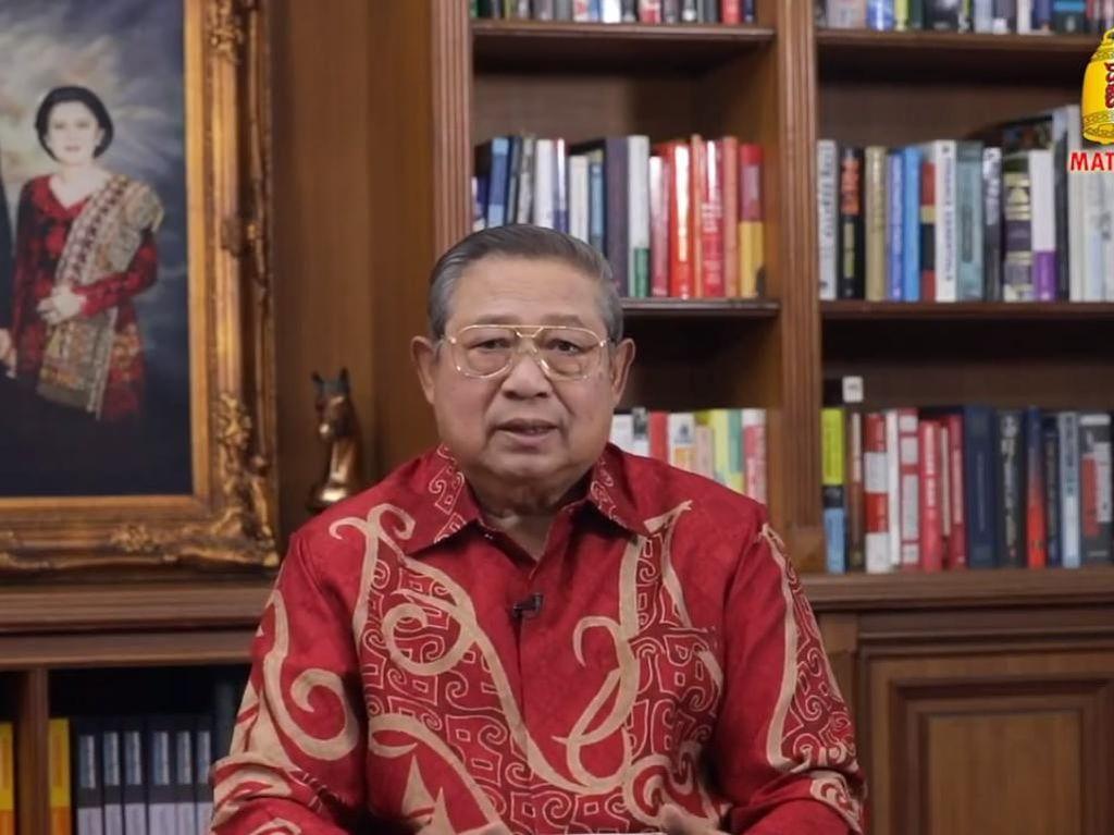 5 Reaksi Tegas SBY Jawab Isu Kudeta Demokrat