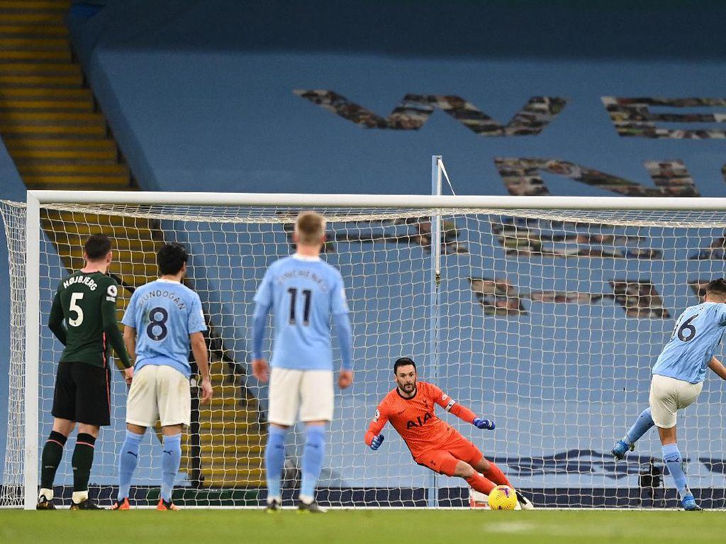 Guardiola Tak Terkesan dengan Penalti Rodri