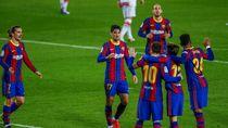 Gol-gol Messi Cs Saat Barcelona Bantai Alaves 5-1