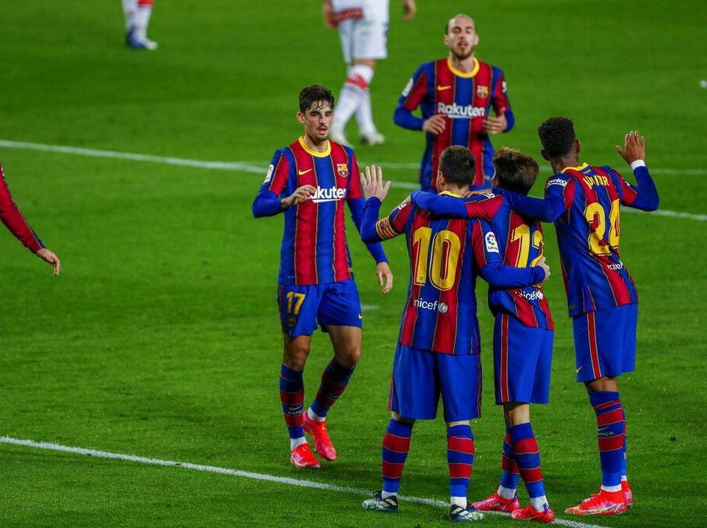 Barcelona di Periode Menentukan