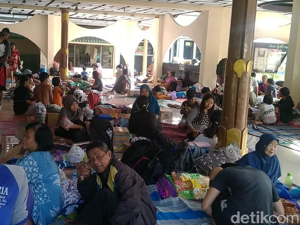 Banjir di Kota Pekalongan Mulai Surut, Masih Ada 1.407 Jiwa Mengungsi