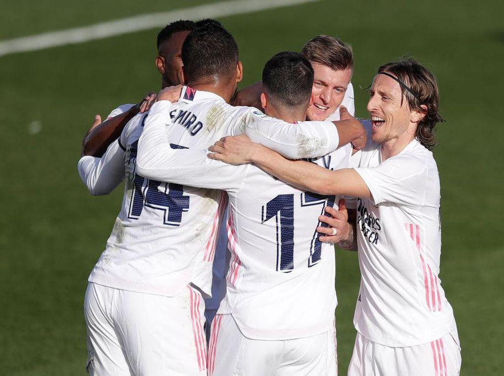 Sambangi Atalanta, Real Madrid Bawa Enam Pemain Castilla