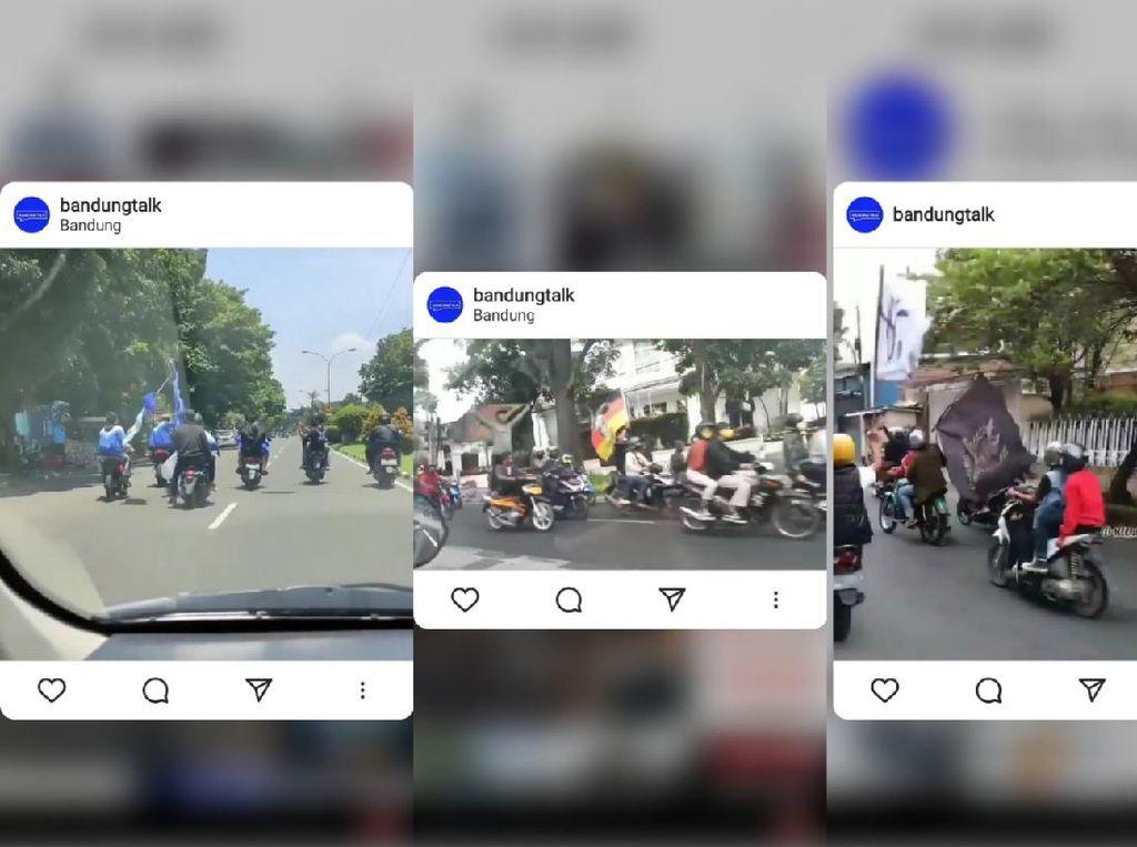 Aksi Ugal-ugalan Bikers Bikin Resah, Walkot Bandung: Tindak!