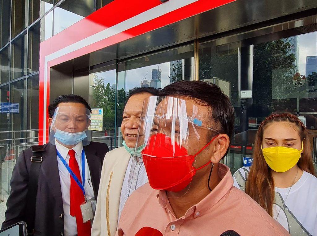 Diperiksa KPK, Anak Rhoma Irama Ditanya soal Konser Kampanye Walkot Banjar