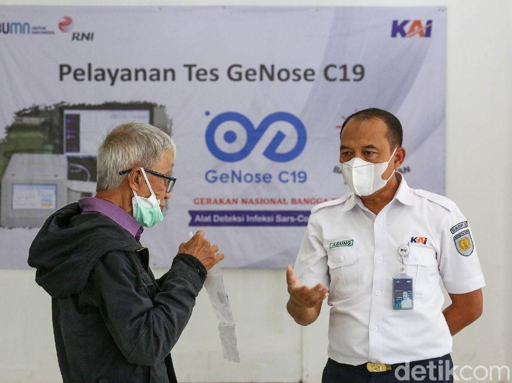 Menhub Imbau Penggunaan GeNose di Lingkungan Perkantoran