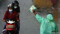 Hari Ini, Jakarta-Jabar Berpotensi Hujan Ringan hingga Sedang