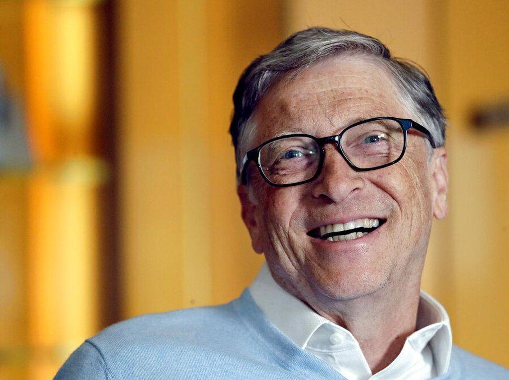Bill Gates Penggemar Fast Food, Doyan Burger McD hingga Burger King