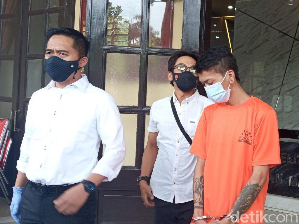 Pengakuan Driver Ojol Bogem Kekasih di Bandung Gegara Kartu ATM