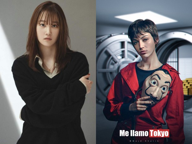 Foto: Jeon Jong Seo sebagai Tokyo/google.com/google image