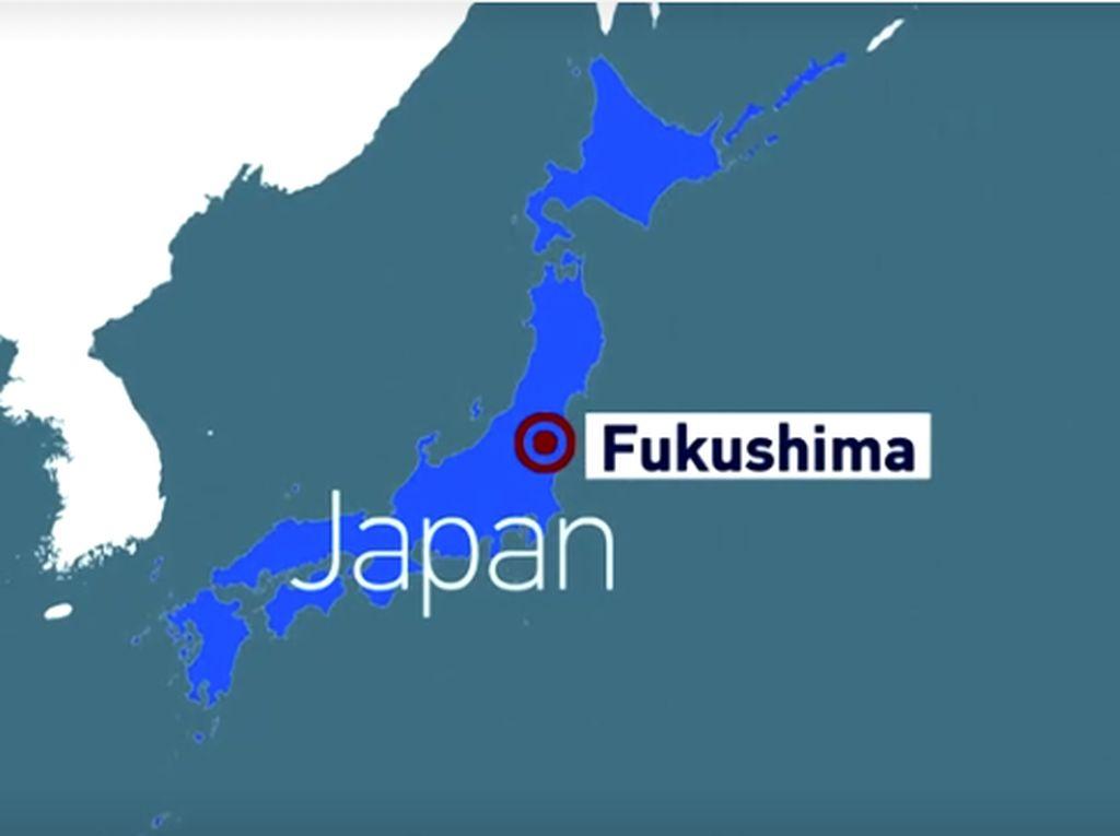 Gempa M 7,1 di Jepang Bikin Isi Apartemen Berantakan