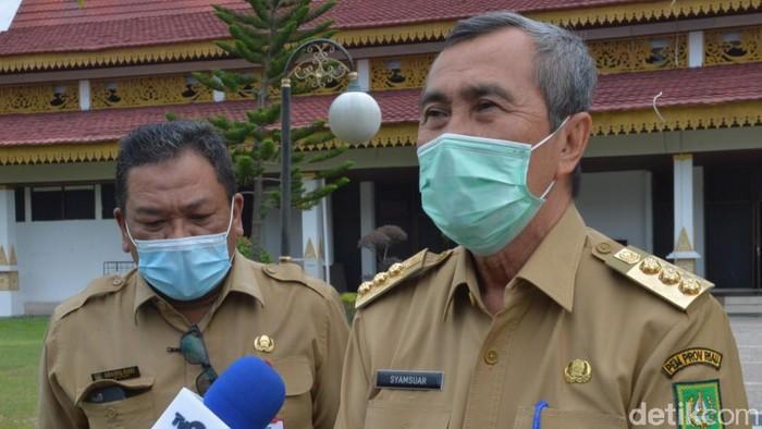 Pemprov Riau Tetapkan Status Siaga Karhutla hingga Akhir Oktober 2021