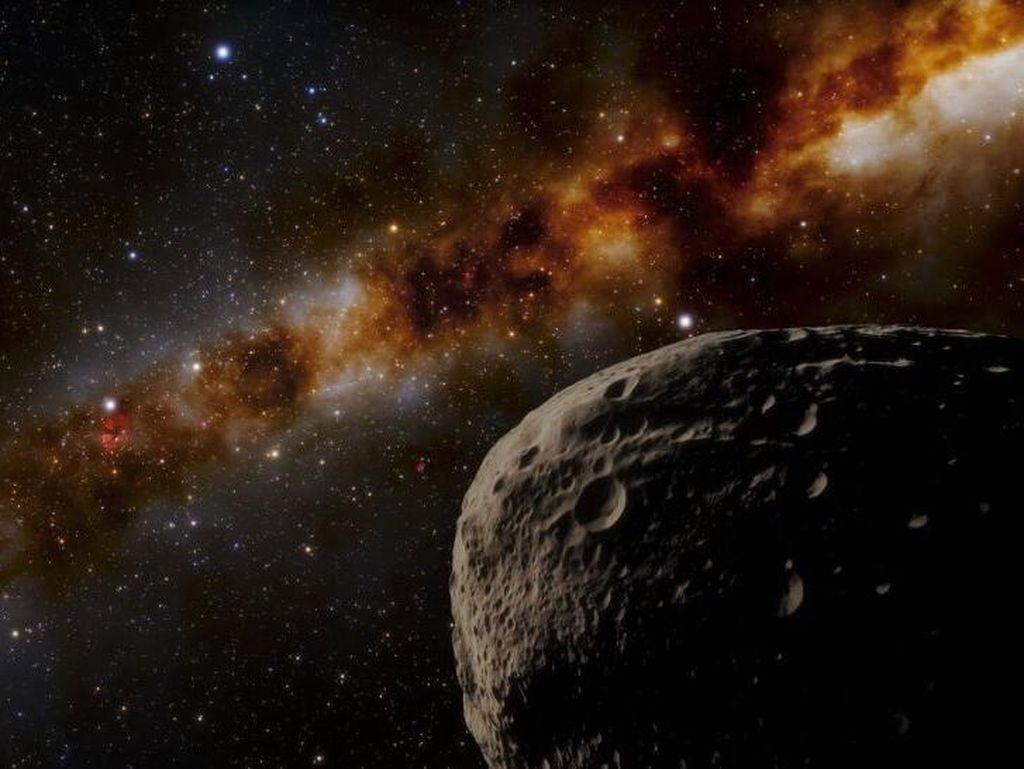 Astronom Temukan Objek Terjauh di Tata Surya