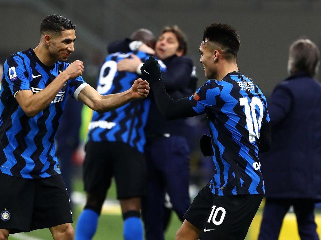 Kemenangan atas Juventus Jadi Titik Balik Inter