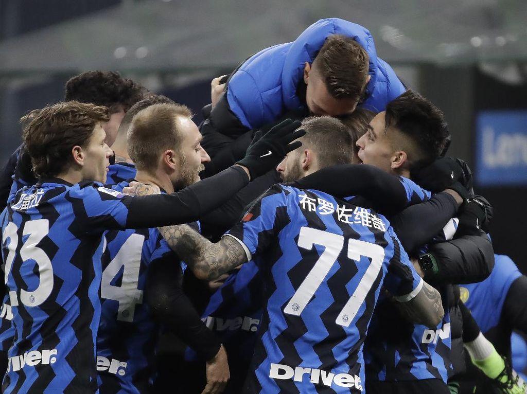 Klasemen Liga Italia: Gusur AC Milan, Kini Inter Berkuasa di Puncak