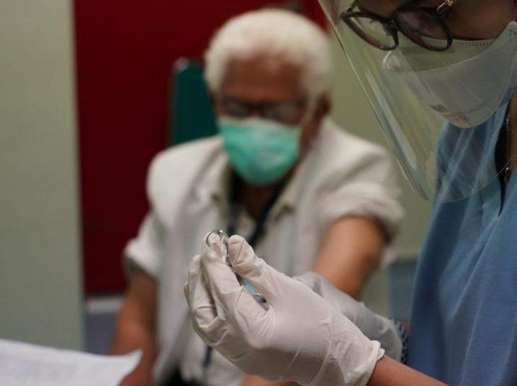7 Provinsi di Jawa & Bali Dapat 70% Vaksin Tahap 2, Ini Cara Daftarnya