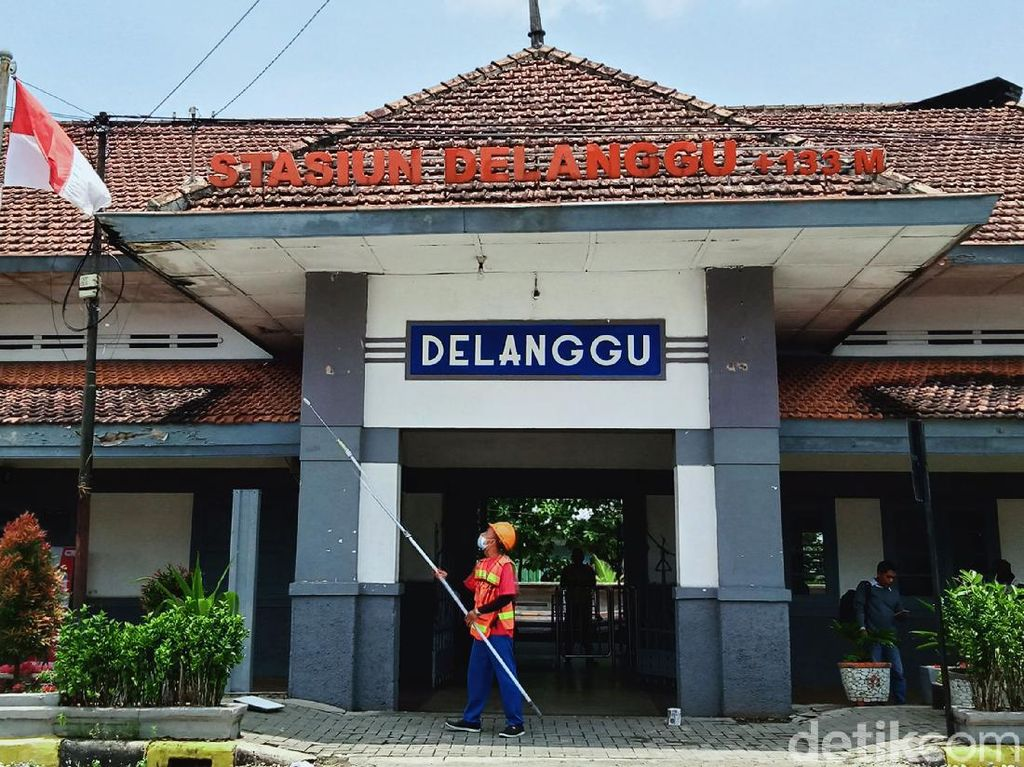 Kini Empat Stasiun di Klaten Difungsikan untuk Penumpang KRL