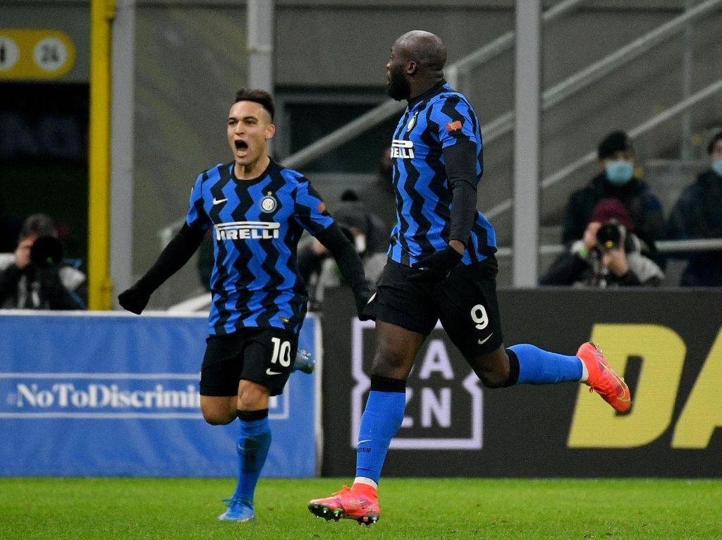 Inter ke Puncak Klasemen Liga Italia, Lautaro: Ini Baru Awal
