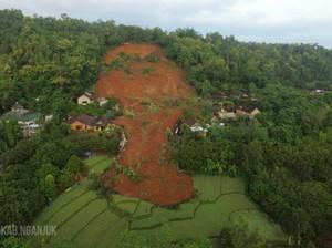Korban Longsor Nganjuk Dijanjikan Relokasi, Lokasi Rumah Baru Disiapkan
