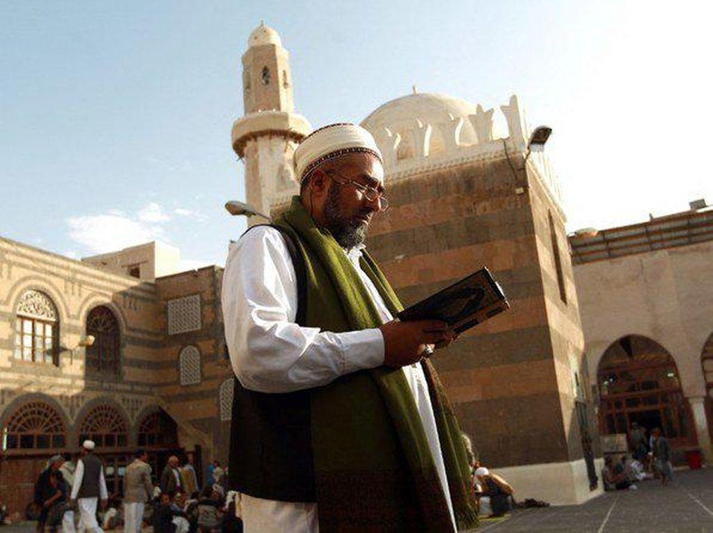 Houthi Hancurkan Masjid Usia 1.300 Tahun, Yaman Minta Dukungan Internasional
