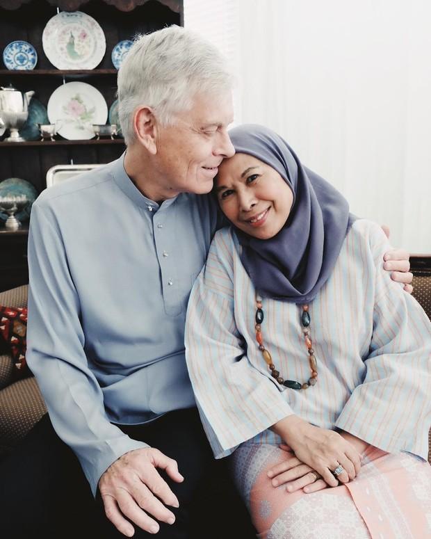 Orang tua Ashraf