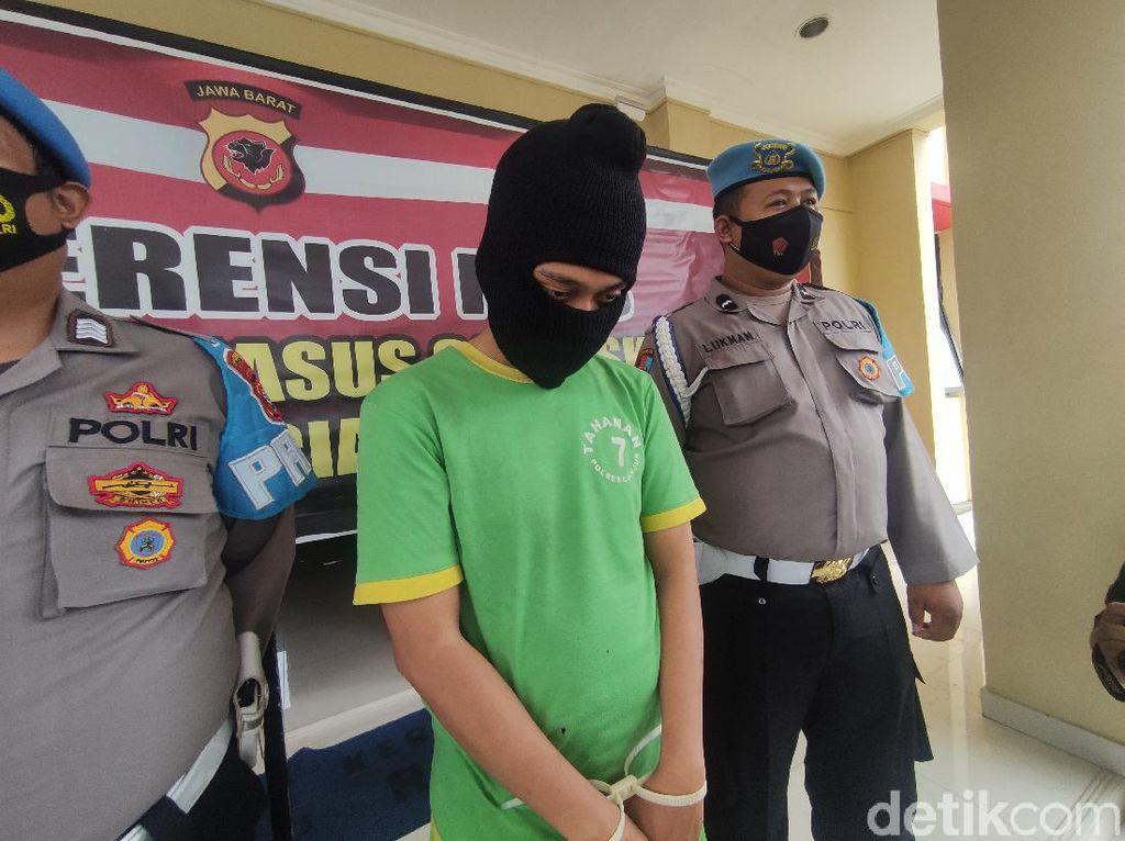 Guru Ngaji Cianjur Cabuli 5 Muridnya, Polisi: Pernah Lakukan Threesome