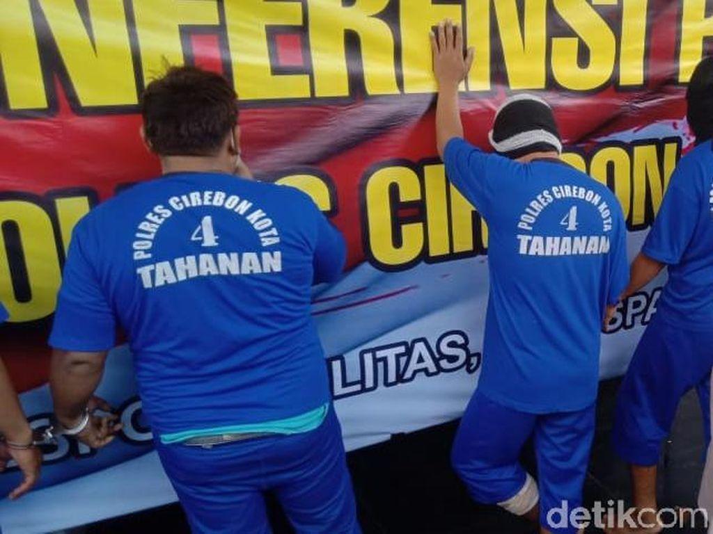 12 Kali Beraksi, Pencuri Mobil di Cirebon Ditembak Polisi