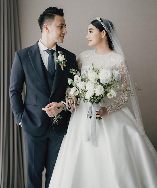 Pernikahan Patricia Devina dan Billy Davidson