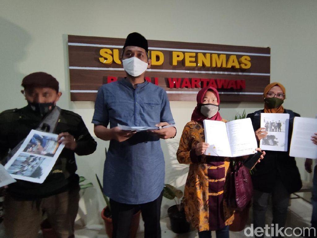 Penerbit Diadukan ke Polisi Terkait Soal Ganjar Tidak Pernah Bersyukur