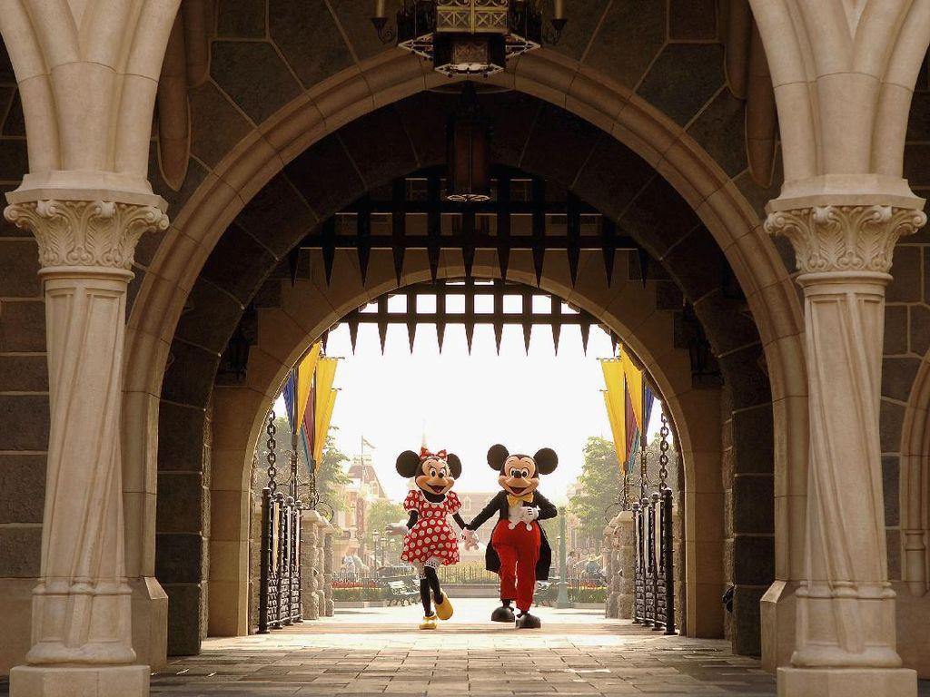Hore, Disneyland California Dibuka Lagi Mulai 30 April