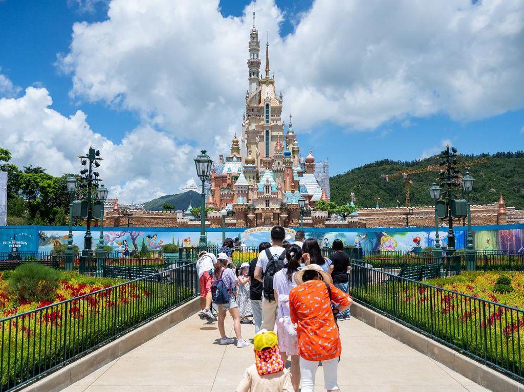 Mau Dibuka Lagi, Apa Saja yang Baru di Disneyland?