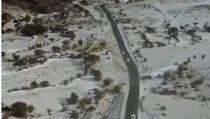 Disebut Tanda Kiamat, Ini Daerah di Arab Saudi yang Sudah Turun Salju