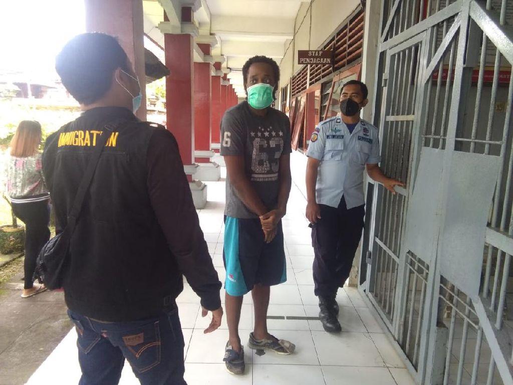 Usai Jalani Pidana 8 Bulan Bui, WN AS di Bali Bebas dan Akan Dideportasi