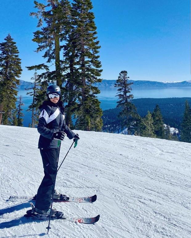 Skiing Attire