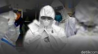 Temuan KSP: Nakes Kelelahan Tracing Gegara Warga Hindari Testing
