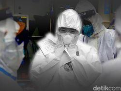 Setahun Tangani Corona: 723 Perawat di Jateng Terpapar COVID-19, 39 Gugur