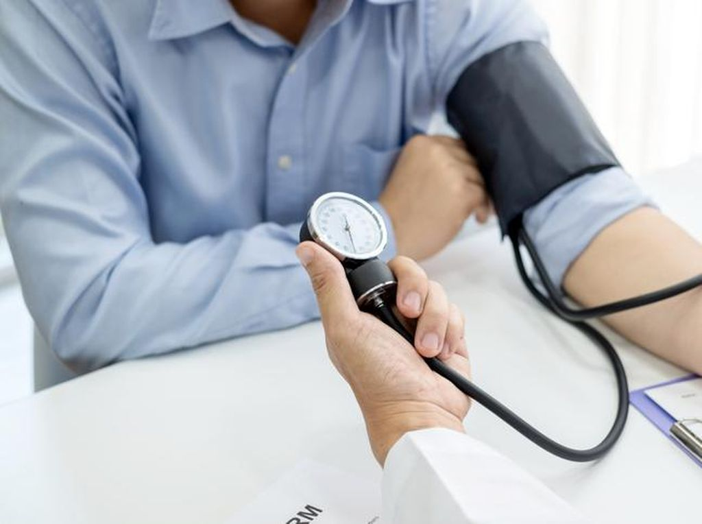 7 Cara Turunkan Tekanan Darah Tinggi Secara Alami