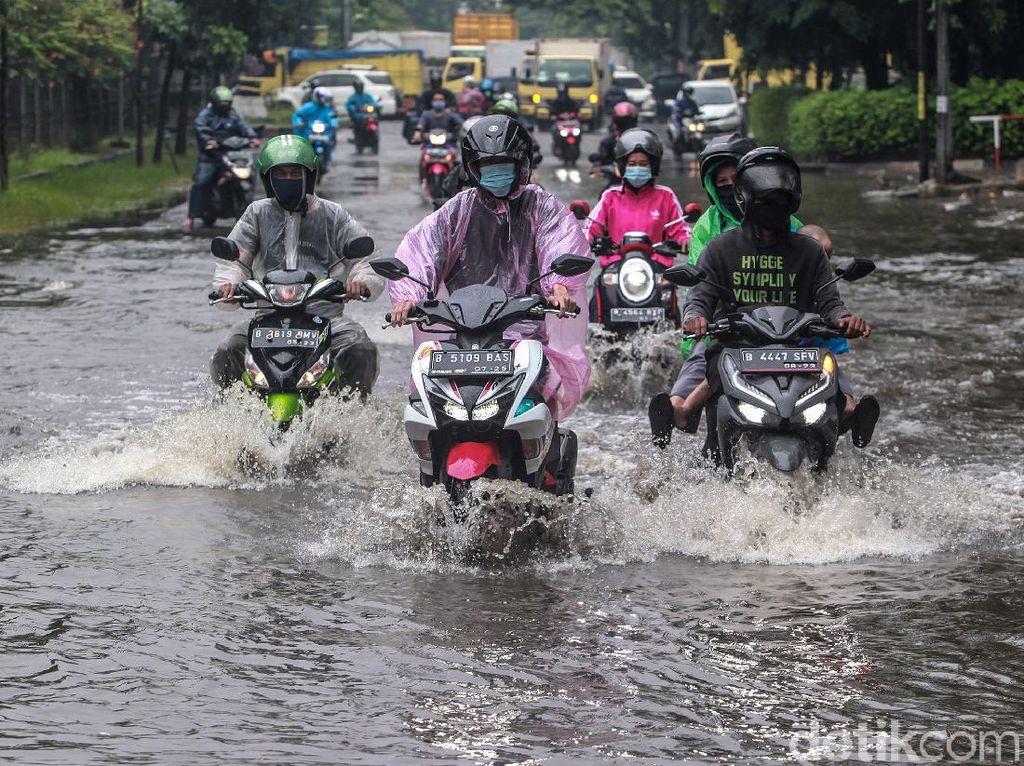 BMKG: Intensitas Hujan Kemarin Masih Lebih Rendah Dibanding Tahun Lalu