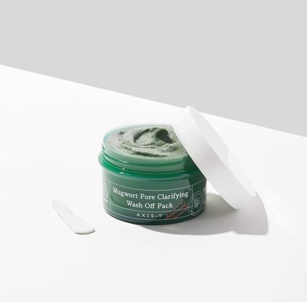 Axis-Y Mugwort Pore Clarifying Wash-Off Pack