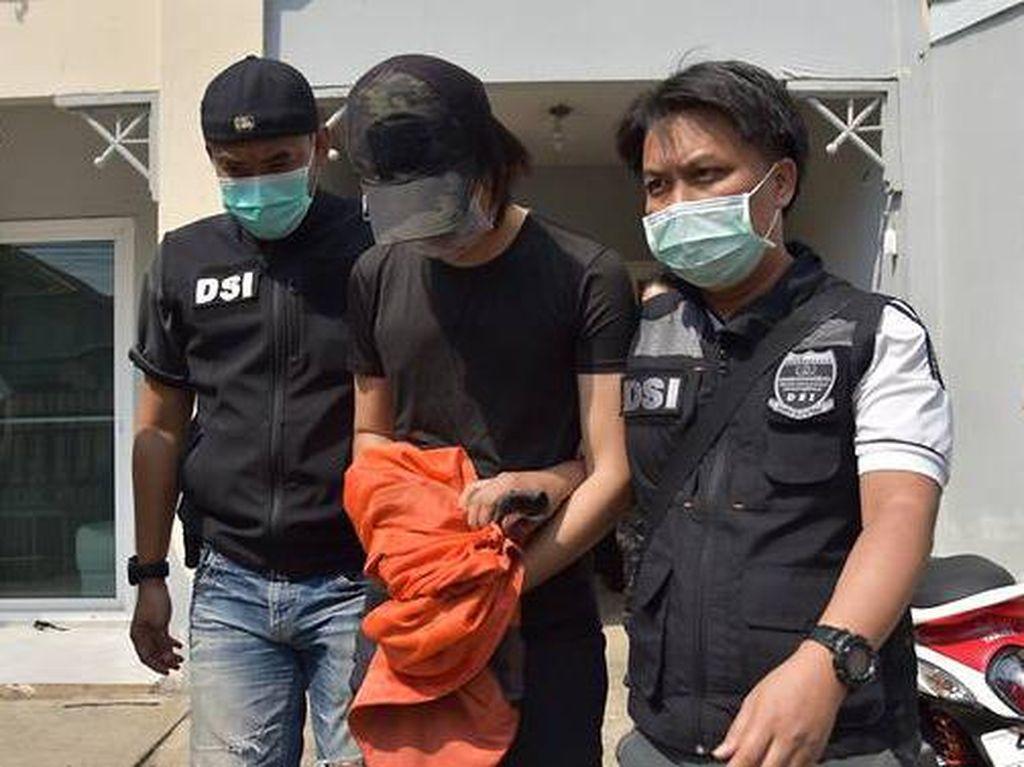 Agen Model Thailand Ditangkap, 500 Ribu Foto Pornografi Anak Ditemukan