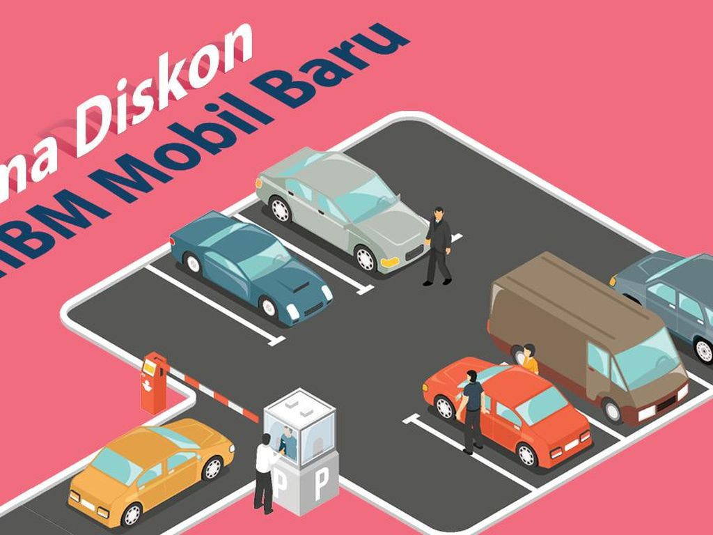 Skema Diskon PPnBM Mobil Baru
