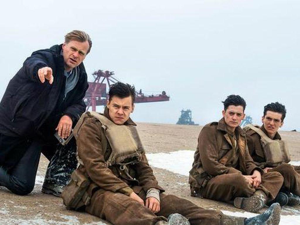 5 Hal di Balik Layar Film Christopher Nolan Termasuk Tenet